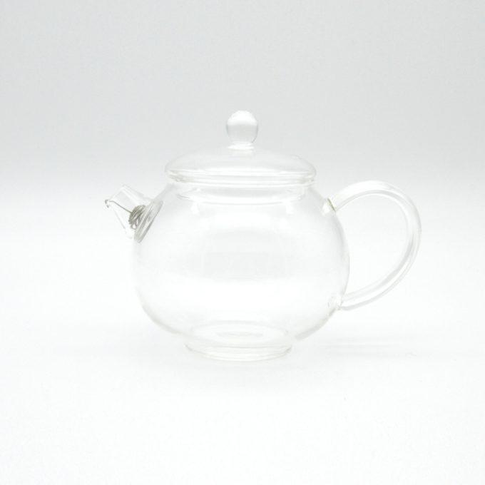 glas gongfu cha mini teekanne klein kaufen kleine glaskanne für chinesischen tee mit deckel und spiralsieb